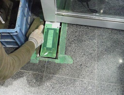 電気錠及び扉交換